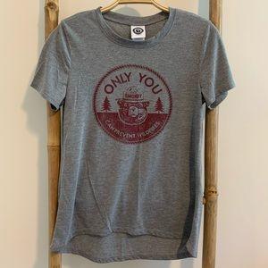 Smoky bear T-shirt